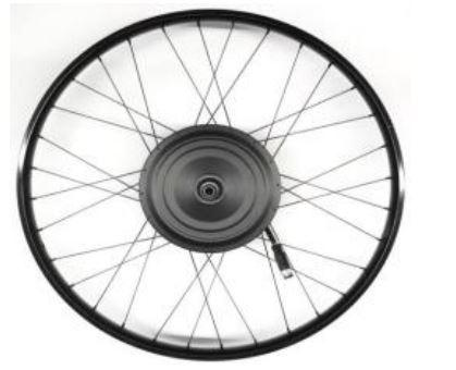 ST3 Wheel Rear SYNO-Spare Part-Stromer UK