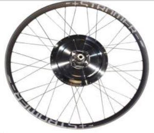 ST2 S Wheel Rear SYNO-Spare Part-Stromer UK