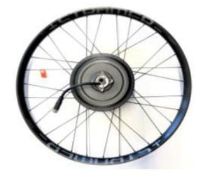 ST5 Wheel Rear Unit-Spare Part-Stromer UK