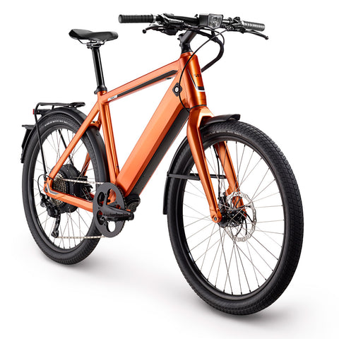 ST1 X - 15.5mph-Electric Bike-Stromer UK