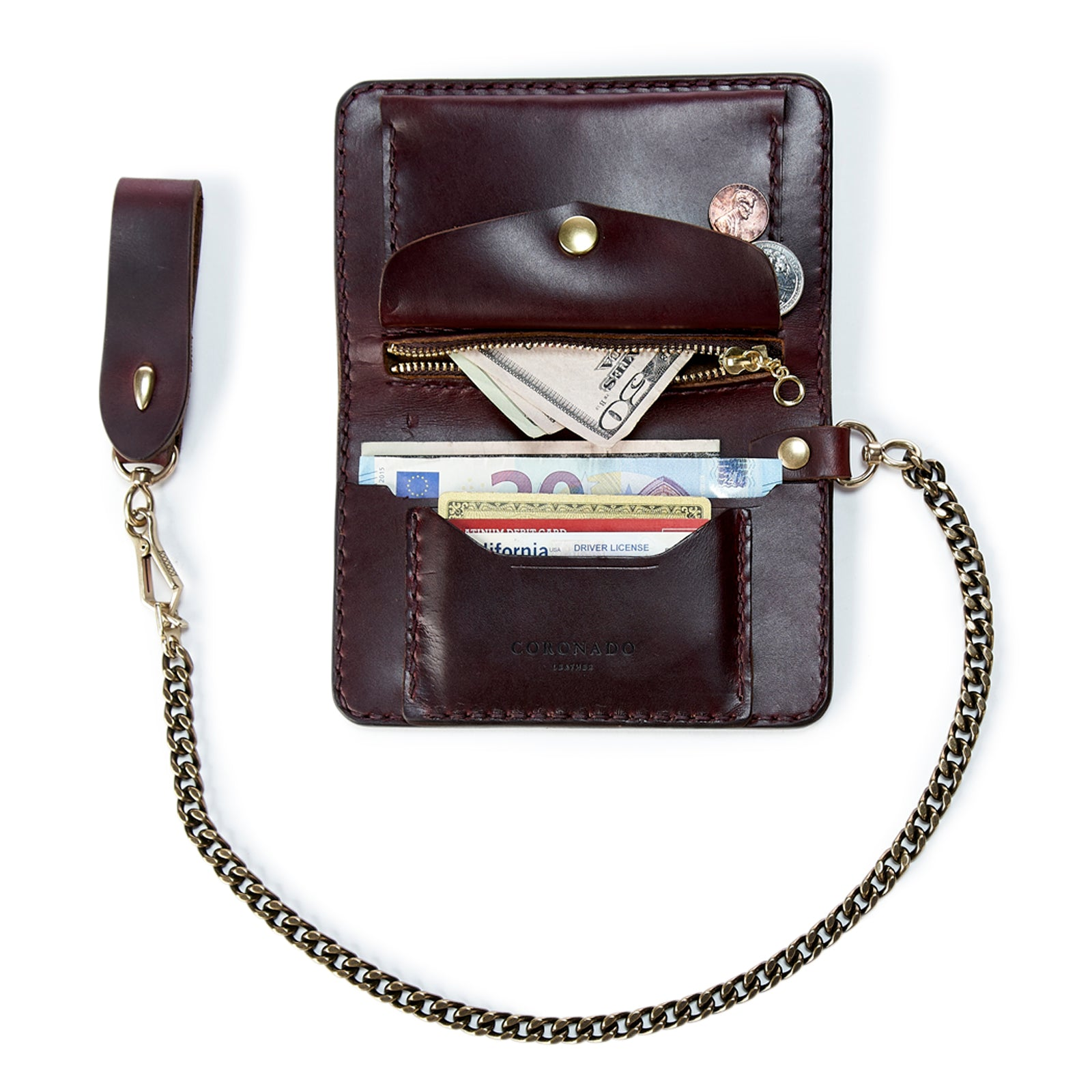 International Horsehide Wallet No. 8 (Limited Edition)