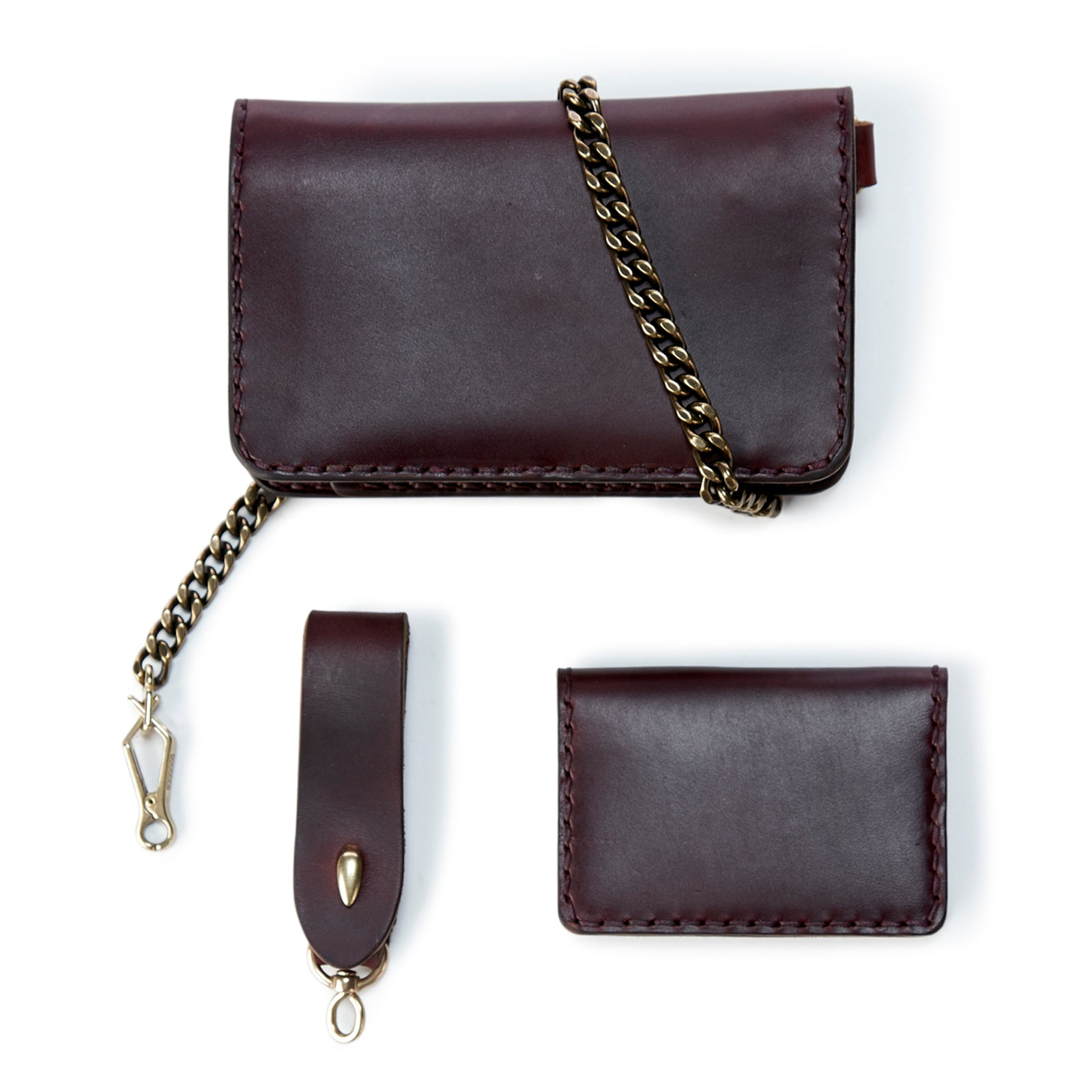 International Horsehide Wallet No. 8