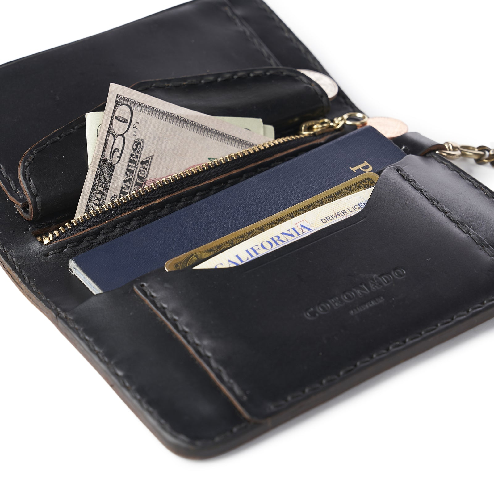 Horween Shell International Wallet No. 8 | PRE-SALE CLOSED