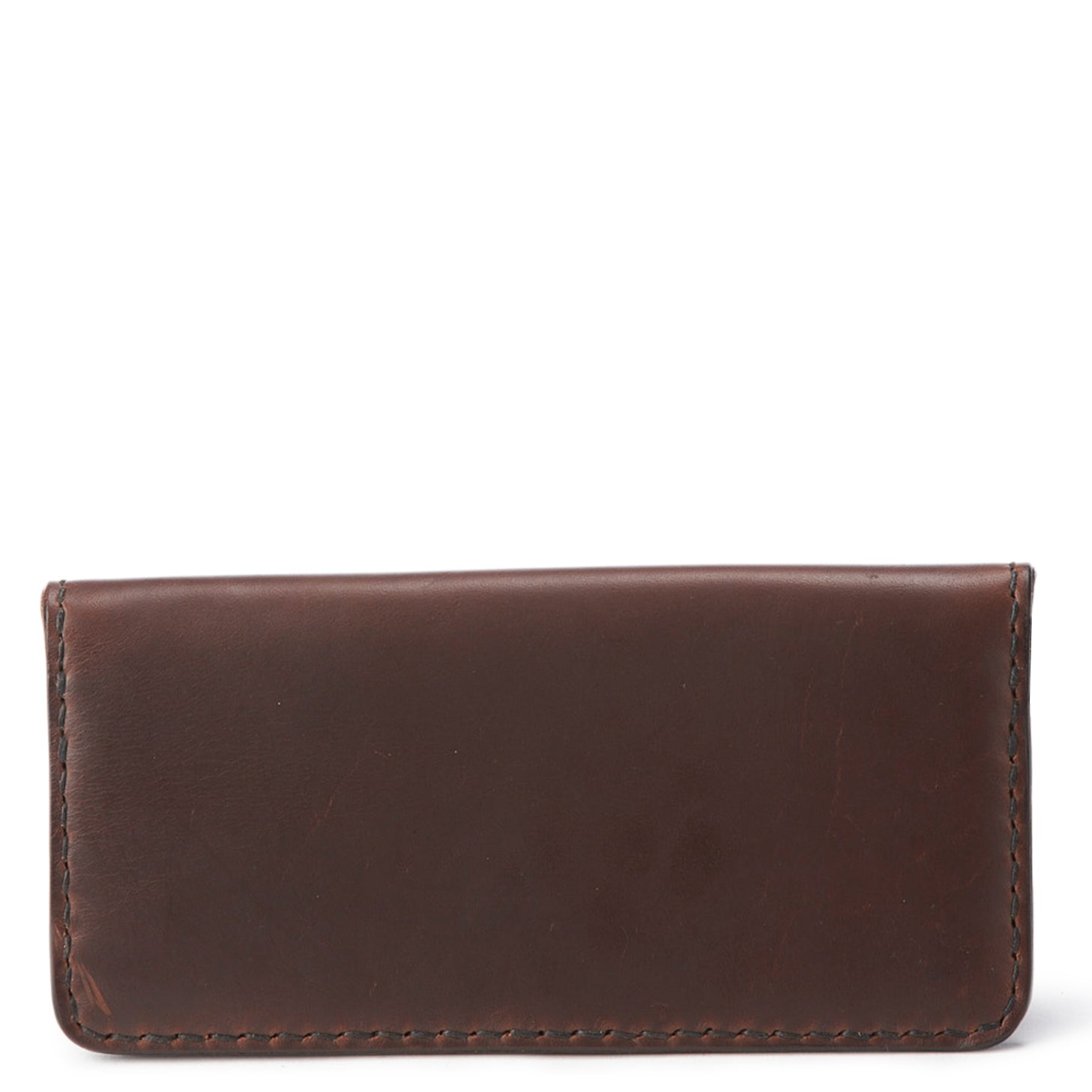 Long Horween Horse Wallet