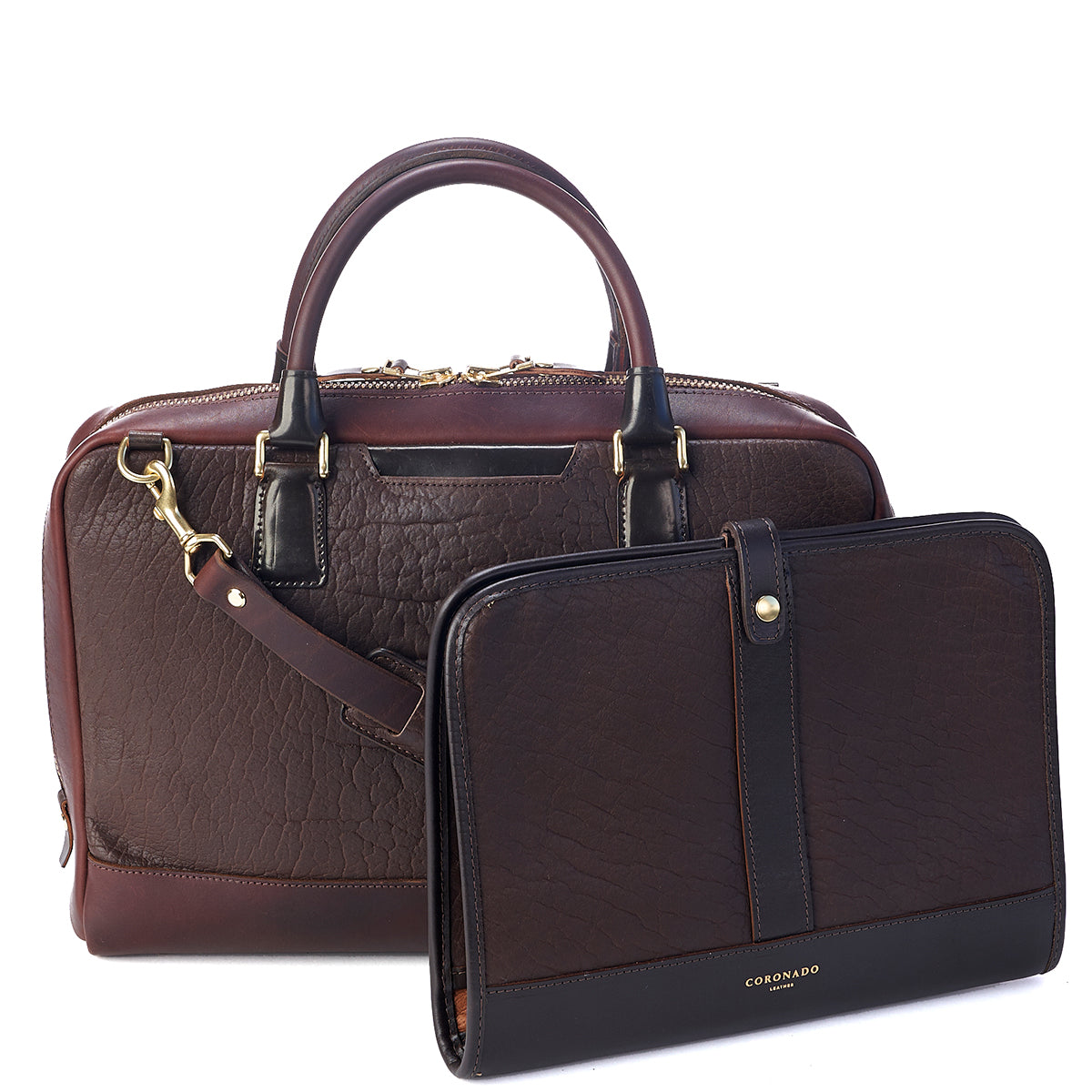 Clark Slim Brief & Exec Folio Set * SPECIAL