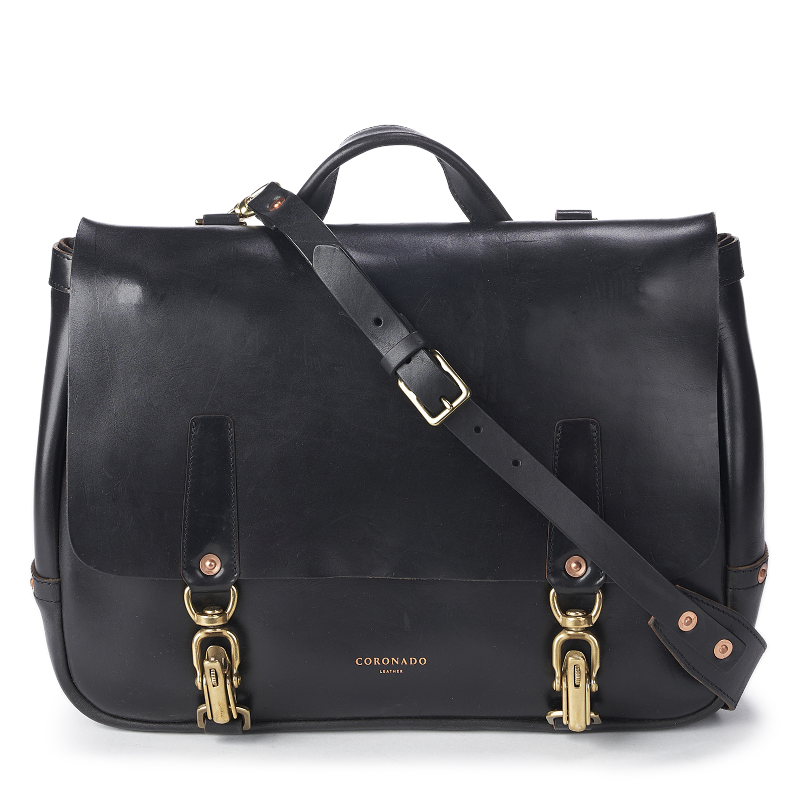 Chicago Mail Bag No. 721 (Black)