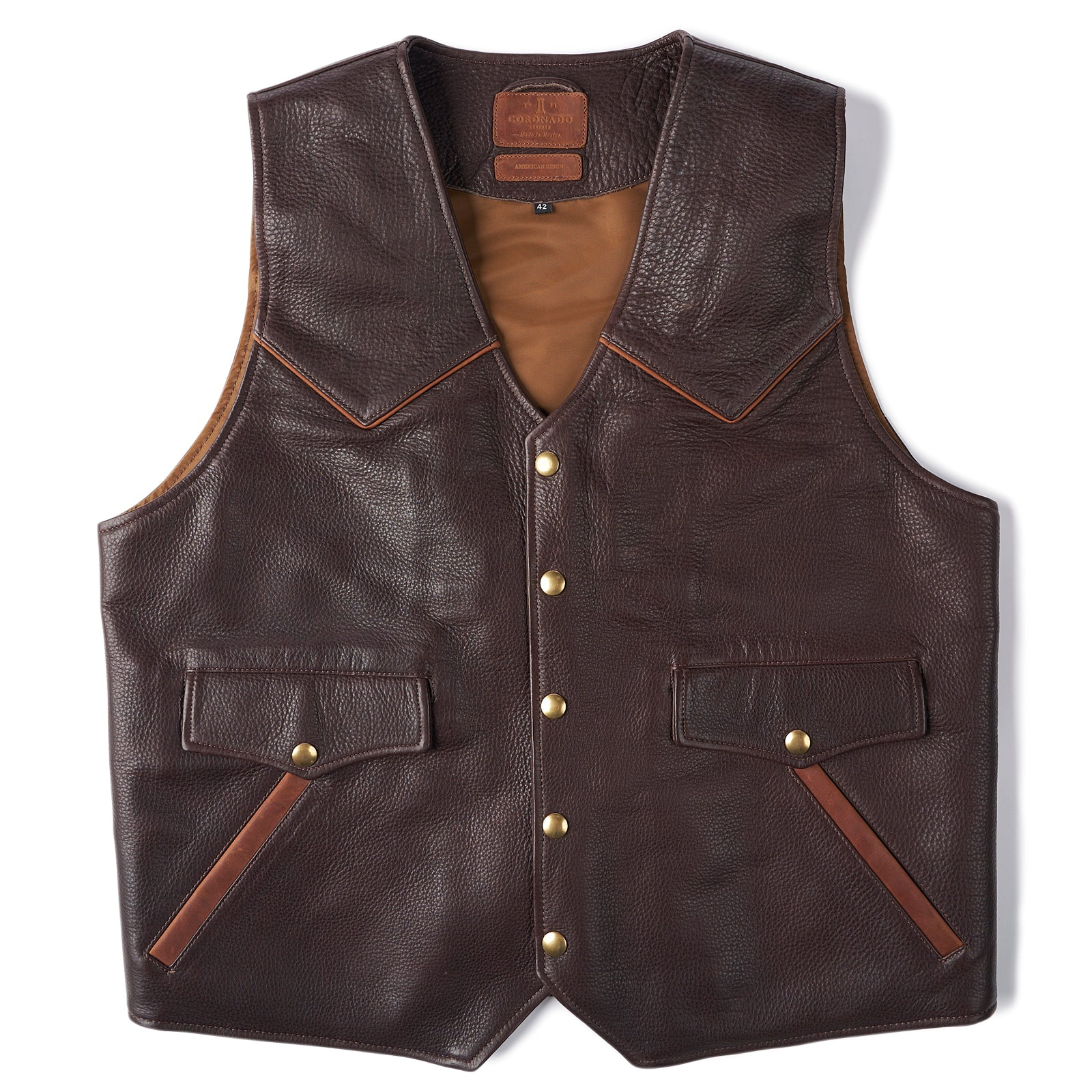 Circle-C Vest No. 91 (IN-PRODUCTION)