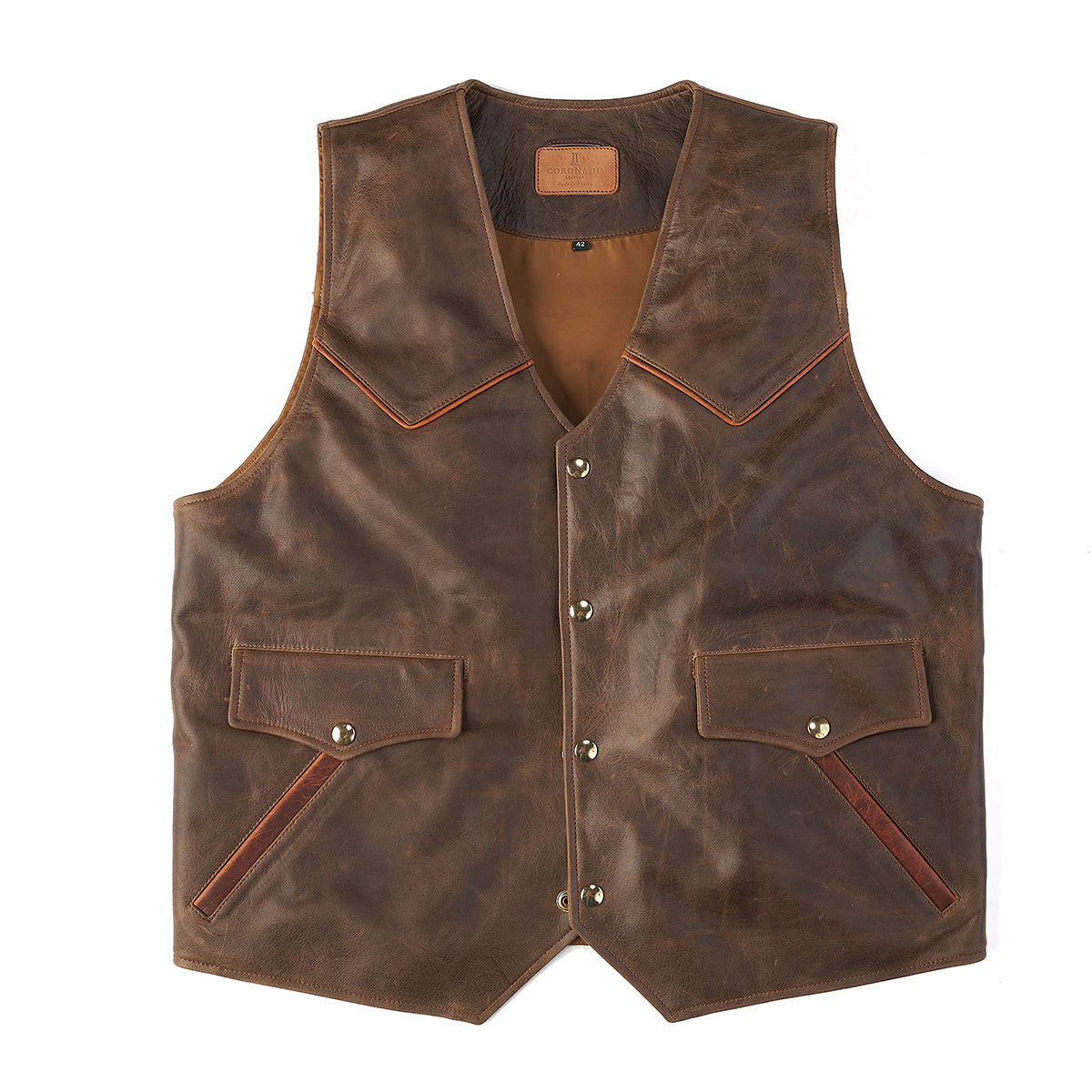 Circle-C Vest (CLOSED - Limited Stock)
