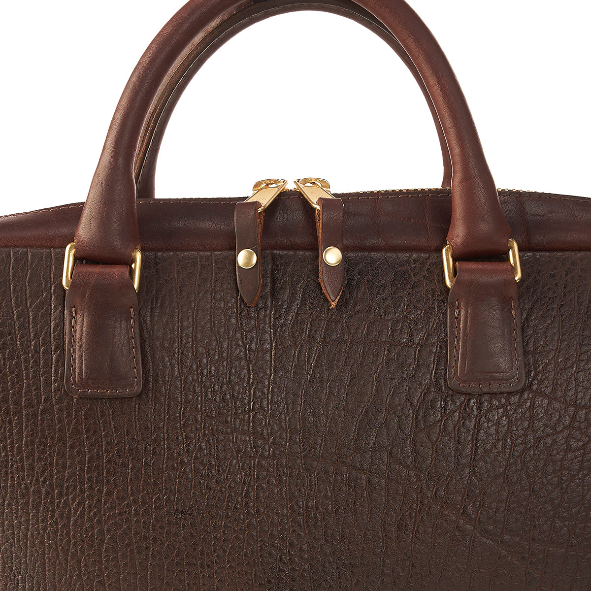 Clark Bison Briefcase No. 911