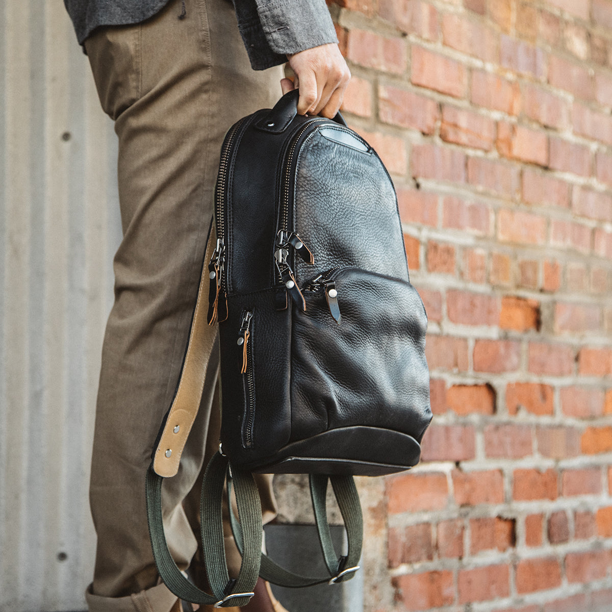 Horween Glove-Backpack No. 951 (LE)