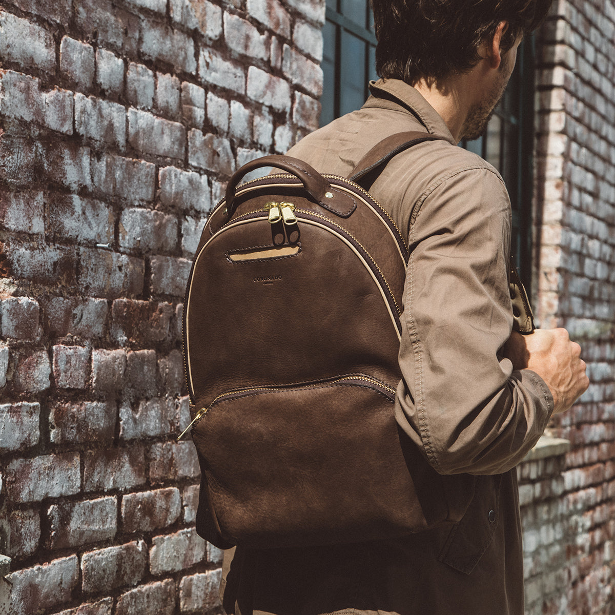 Clark Backpack No.961 (CLOSED)