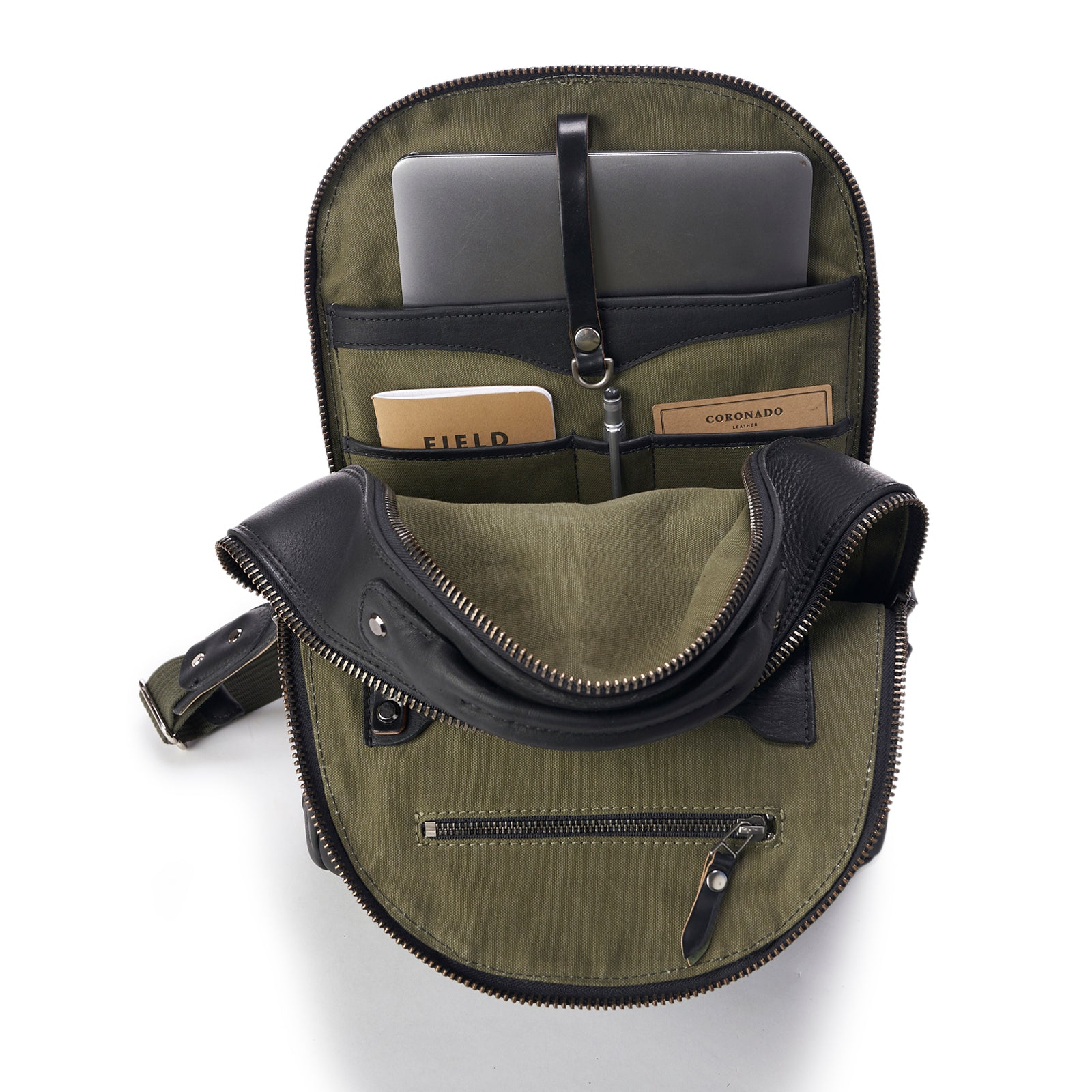 Clark Glove-Backpack No. 951-G