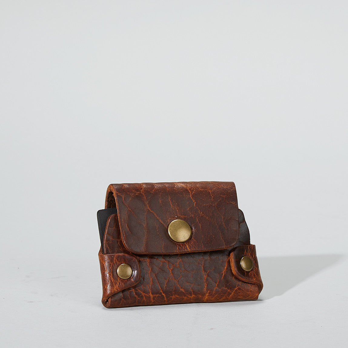 Bison Cash & Card Wallet #652
