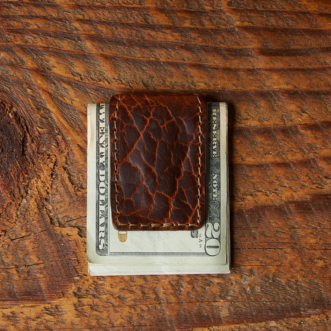 Bison Money Clip #680