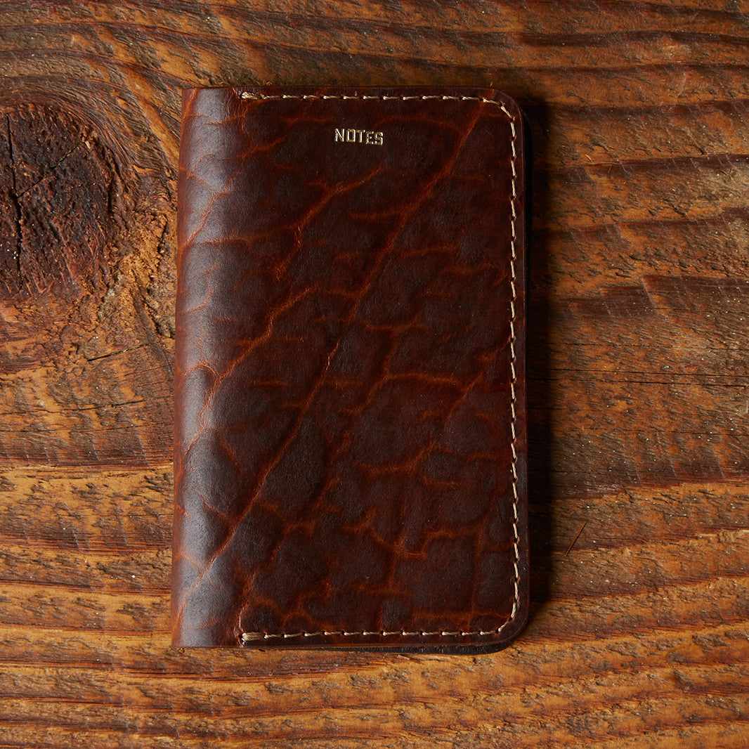 Bison Note Pad Folio #682