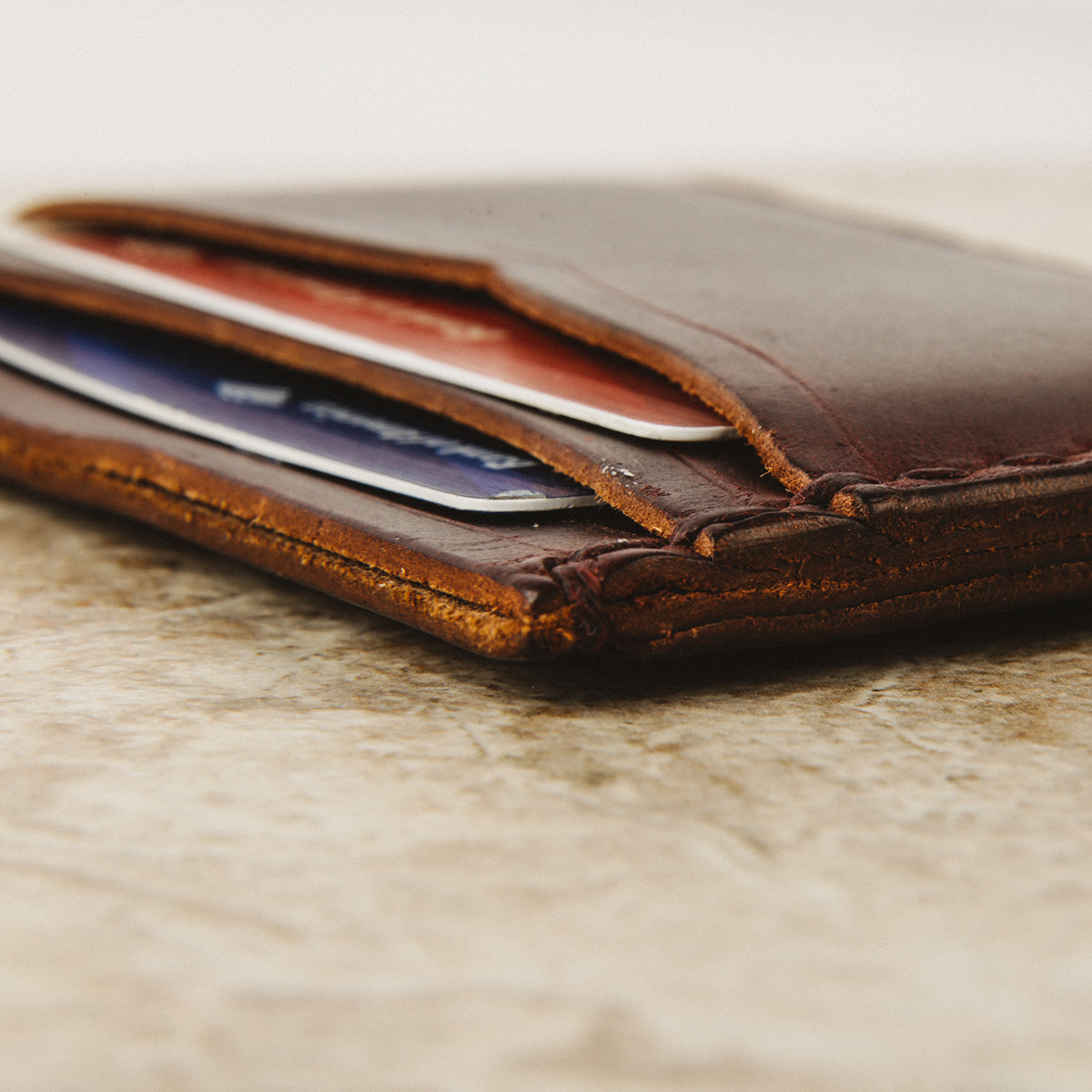 CXL Horsehide Card Wallet #16