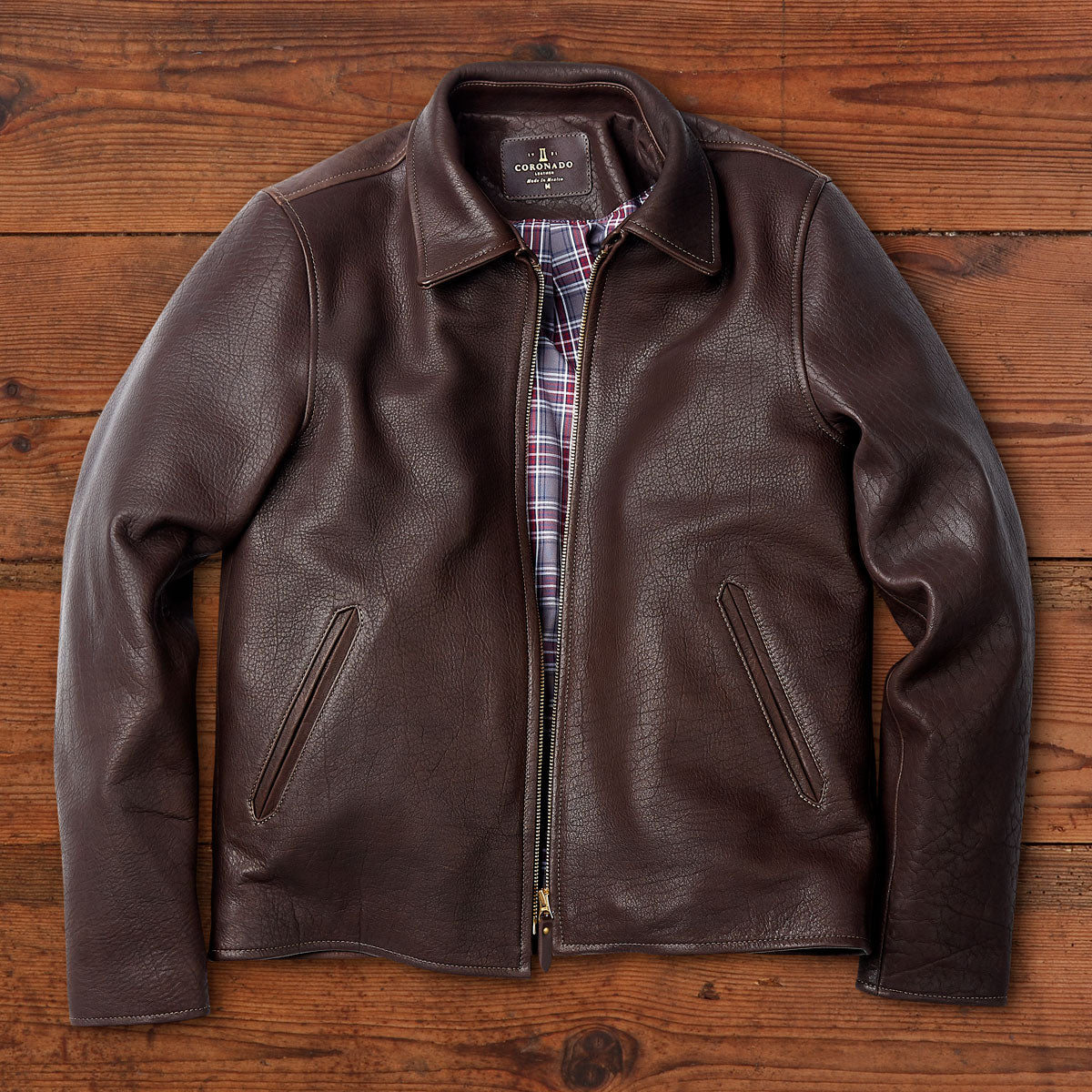56b1247ec jackets - Coronado Leather