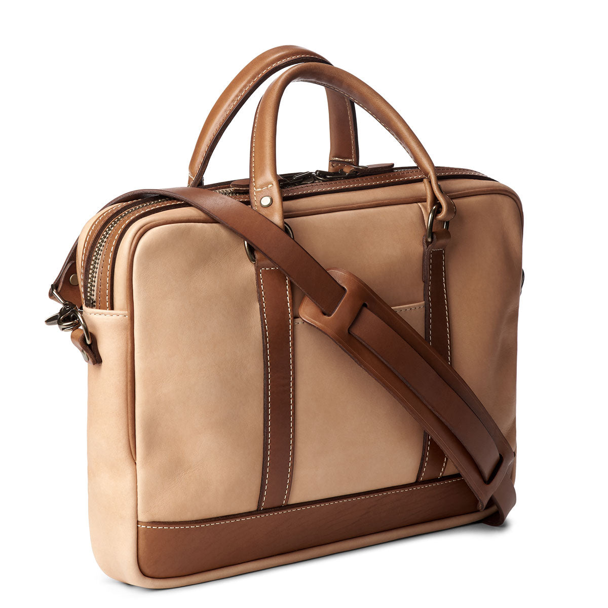 Natural Essex Briefcase #110