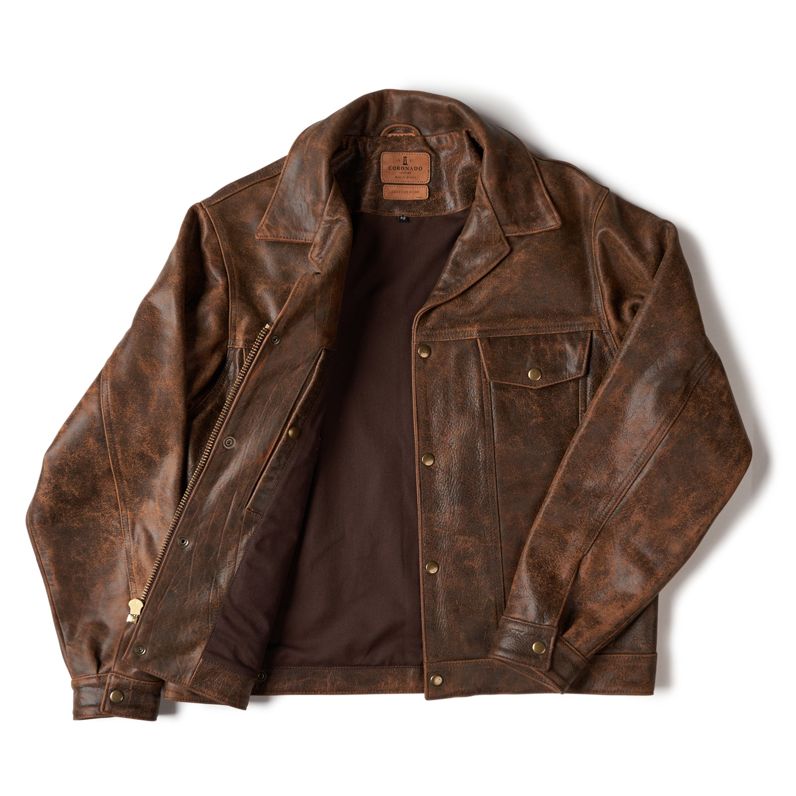 Indy Bison Jacket (SOLD OUT)