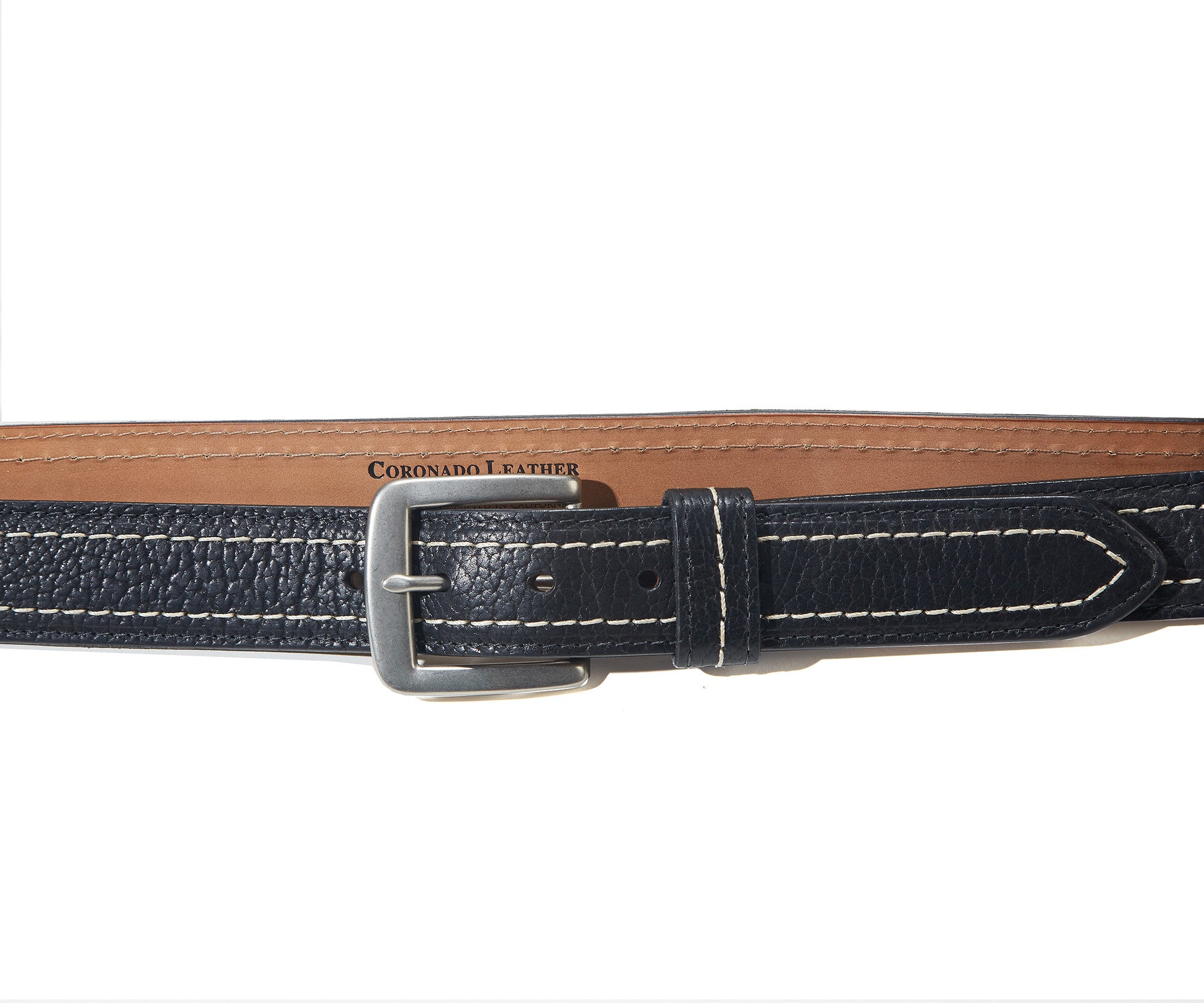 Bison Stitched Belt #84 | Sale