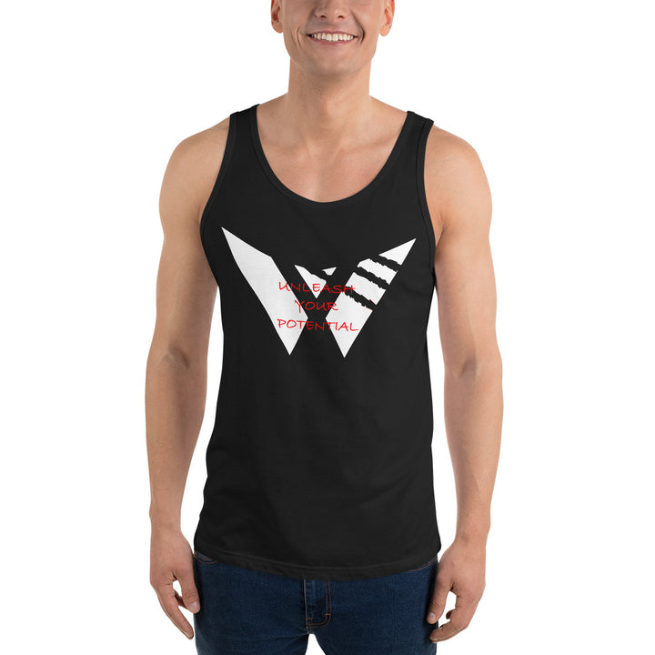 Scrape Logo Tank (Cotton)