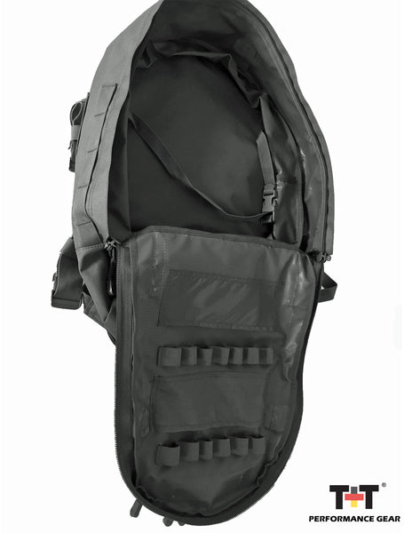 Tanner+Tailor 3 Day Hydration Expandable Backpack - 39 – 64 liter capacity