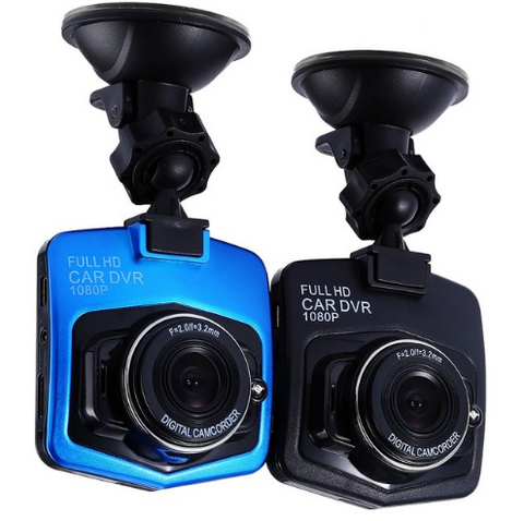 Mini Car DVR HD Night Vision G-sensor Camcorder Dash Camera - Bullseye Discounts