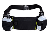 Waist Belt Pouch Holder With Dual Water Bottles - Bullseye Discounts
