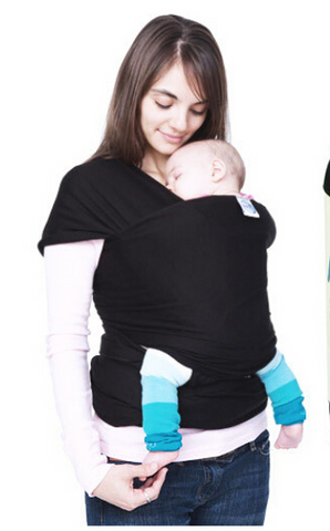 fa0a8ae5d4d ... Breathable Infant Sling Soft Natural Wrap Carrier Baby Backpack - Bullseye  Discounts ...