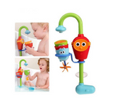 Multicolor Baby Toddler Bath Toy Automatic Spout Showers Toy Faucet - Bullseye Discounts