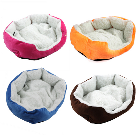 Soft Comfortable Pet Dog Cat Sofa Bed