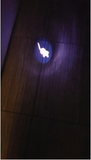 LED Laser Pointer Light Pen With Bright Animation Mouse Cat Kitten Toy Offer - Bullseye Discounts