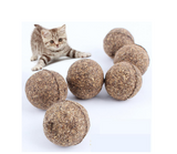 Pet Cat Natural Catnip Ball Menthol Flavor Edible Treat - Bullseye Discounts
