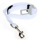 Pet Cat Dog Safety Vehicle Adjustable Car Seat Belt Harness Lead Clip Offer - Bullseye Discounts