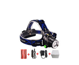 2300 Lumen CREE XM-L T6 LED Headlamp Headlight - Bullseye Discounts