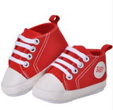Baby Infant Soft Bottom First Walkers Sports Shoes Sneakers - Bullseye Discounts