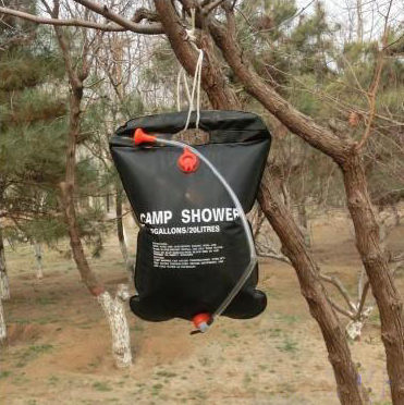 20L (5 Gallon) Outdoor Portable Camping Shower/ Water Bag/Solar Shower - Bullseye Discounts