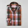 ARTISAN MULTI PLAID BUTTON DOWN SHIRT