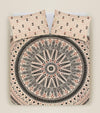 Mandala Art COTTON BED SHEET