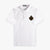 D&G Crown Logo White Polo Shirt