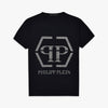 Philipp Plein Black Iconic T-shirt