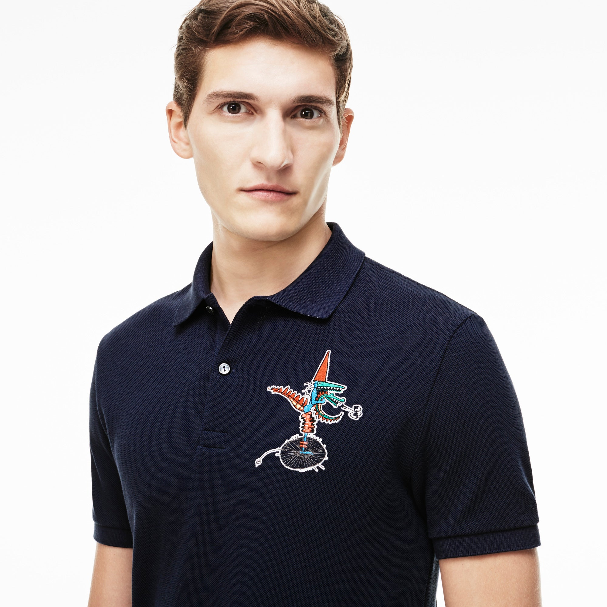 Slim Fit Jean Polo Paul Goude Men's Lacoste 6f7Ybvgy