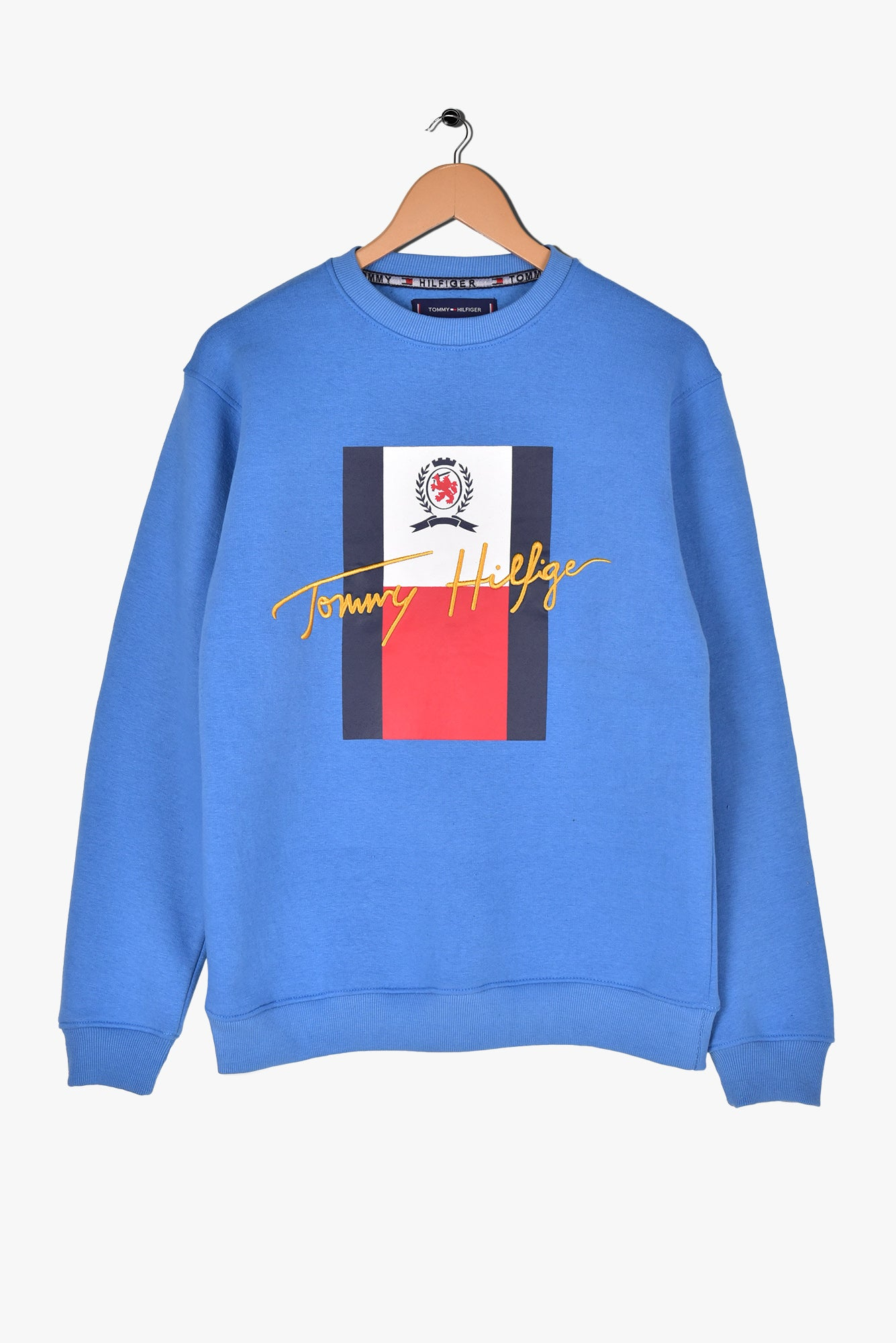 Tommy Icons Shield embroidered Sweatshirt