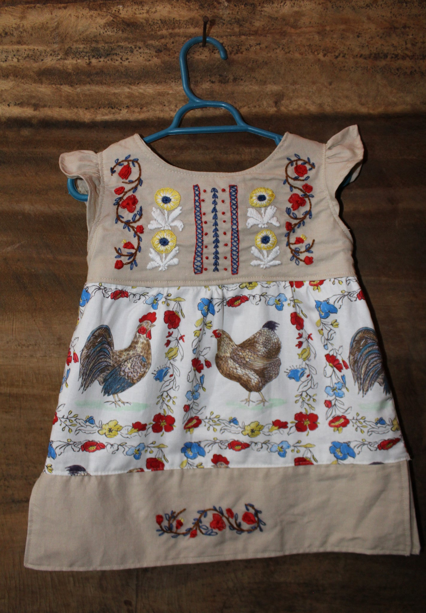 Chicken Tunic - Past Winter Release
