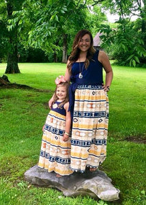 Aztec Mommy Maxi Skirts - Limited Pre-Order