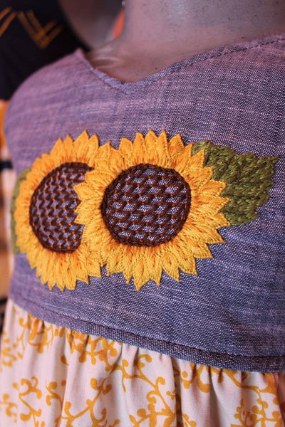 Girasoles Dress (Pre-Order)