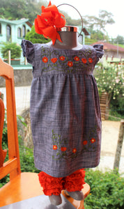 Traditional Oaxacan Tunic - Past Autumn Releases