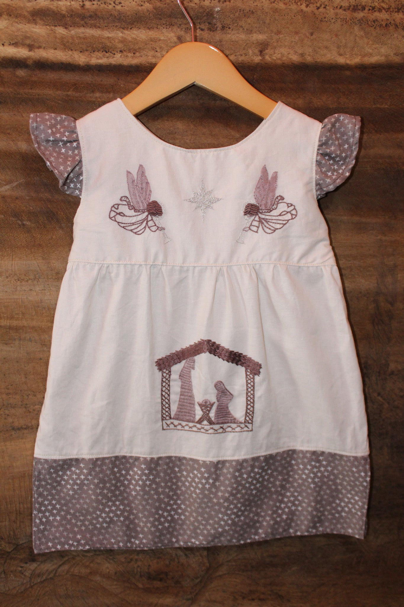 Nativity Dress with Sash - Previous Winter Releases