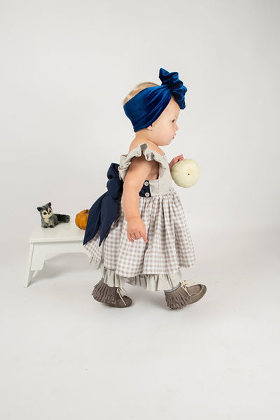 """Seasonal Switcheroo"" Dress - ( Little Miss Cottontail Release )"