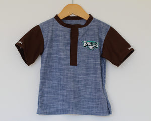 Eagles - Boy's Shirt - Size 3T - Year End Sale - RTS